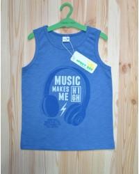 "Майка для мальчика ""Music"""