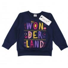 """Блузка для девочки """"Wonderland"""""""