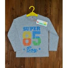"""Реглан """"Super boy"""" для  мальчика"""