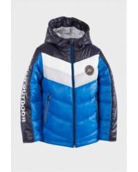 Курточка для мальчика Полосочки Тм Evolution