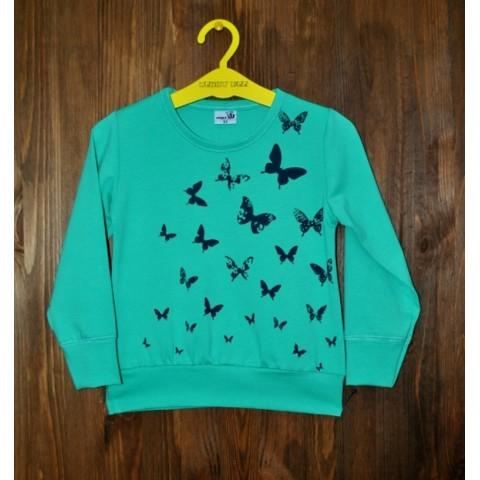 """Блузка для девочки """"Butterfly"""""""